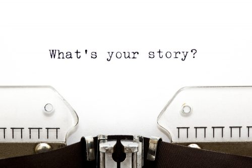 Once upon a time – the importance of storytelling